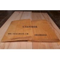 上海木屋村牌红雪松外墙板