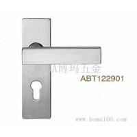 上海铝面板执手锁,铝锁执手锁,铝面板锁