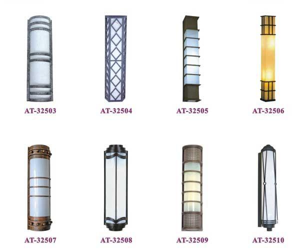 压铸户外壁灯,太阳能户外壁灯,户外壁灯