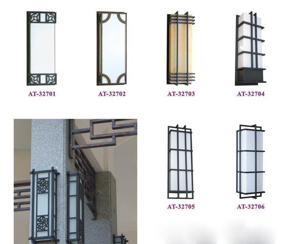 户外壁灯,工程壁灯,铝材壁灯