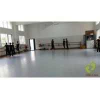 舞蹈地板胶 舞蹈地垫 舞蹈室地胶