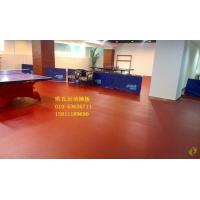 羽毛球专用地板胶 乒乓球专用地板胶 壁球地板 运动专用地胶