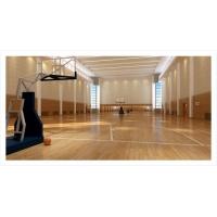 悬浮式拼装运动地板  运动地板品牌 运动木地板 实木运动地板