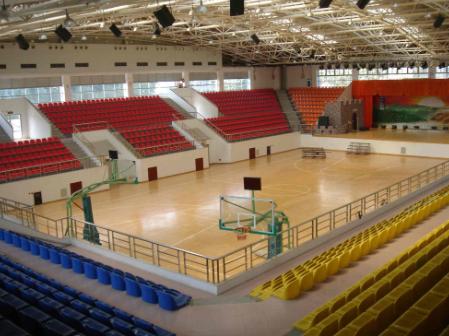 山东运动木地板厂家 篮球场专用木地板