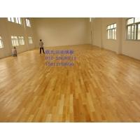 nba篮球地板 篮球馆专用地板  体育馆专用木地板