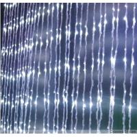 供应LED窗帘灯,流水灯,灯会灯光节灯海灯具。
