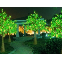LED树灯樱花树仿真树苹果树,灯会灯海灯光节灯具