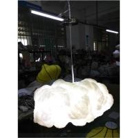LED云朵灯吊灯,灯会灯海灯光节灯具