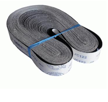 碳化硅砂带/软布黑砂/铜金属抛光带/50*2100mm打磨带