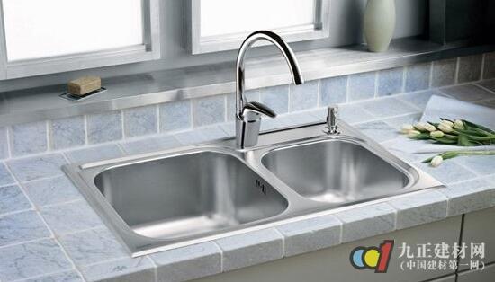 厨房水盆图片