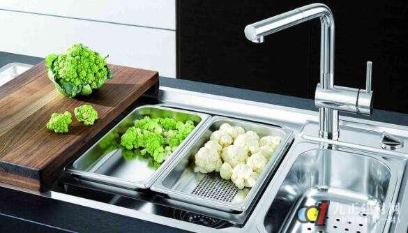 厨房水盆效果图
