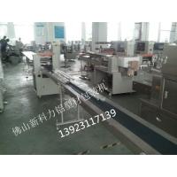 供应中国铝型材包装机知名品牌   新科力防刮花铝型材包装机