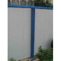豪华彩钢活动围墙