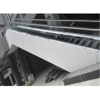自动扶梯装饰包边铝单板电梯两侧包边铝板设计定做