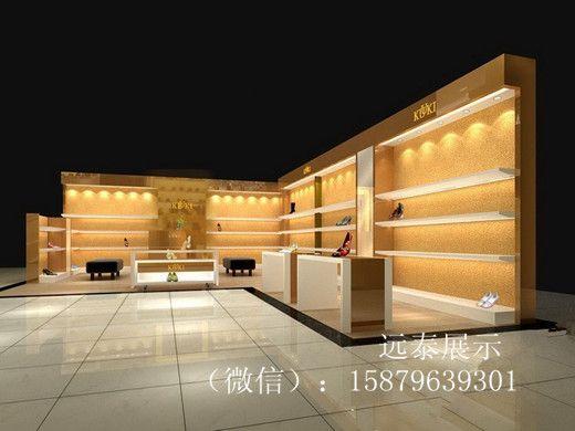 深圳鞋店展示柜效果图产品图片,深圳鞋店展示柜效果图产品相册 深圳