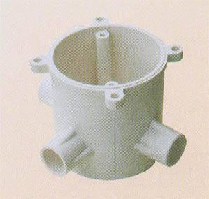 成都兰晨PVC管材管件 建筑电工管系列6