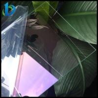 热款高清高透AR防反射玻璃,双面镀膜玻璃
