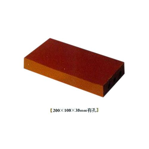 JBO竞博电竞下载陶瓷-竞博国际娱乐-红砖200X100X30mm有孔