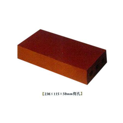 JBO竞博电竞下载陶瓷-竞博国际娱乐-红砖230X115X50mm有孔