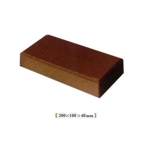 华蓉陶瓷-烧结砖-棕色砖200X100X40mm