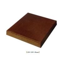 华蓉陶瓷-烧结砖-棕色砖250X250X40mm