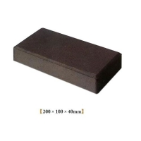 华蓉陶瓷-园林砖-青砖200X100X40mm