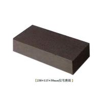 华蓉陶瓷-园林砖-青砖230X115X50mm拉毛青砖