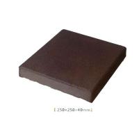 华蓉陶瓷-园林砖-青砖250X250X40mm