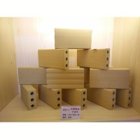 华蓉陶瓷-行道砖 黄色100x200x40