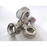 全金属自锁六角帽,金属锁紧螺母,金属防松螺母