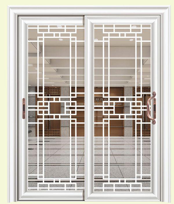 南京帝纳德门窗-伯爵中空门系列