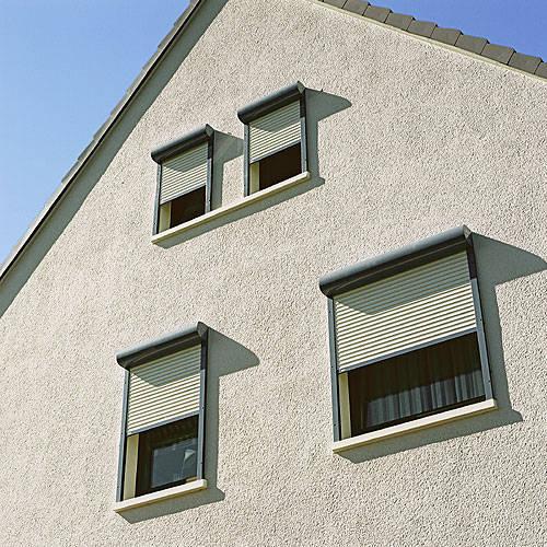 室外窗框颜色图片欧式