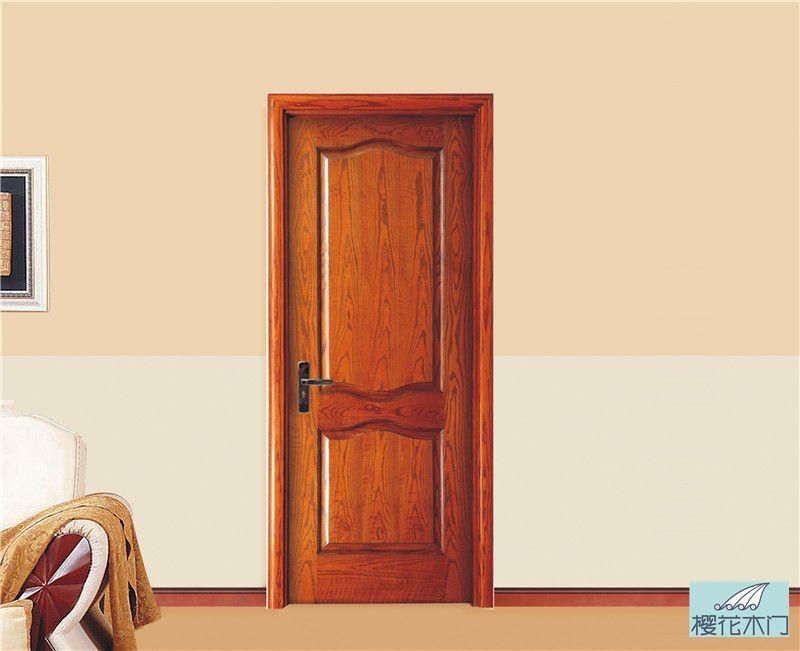 樱花木门yh-k605烤漆木门,室内门,护墙板,实木门