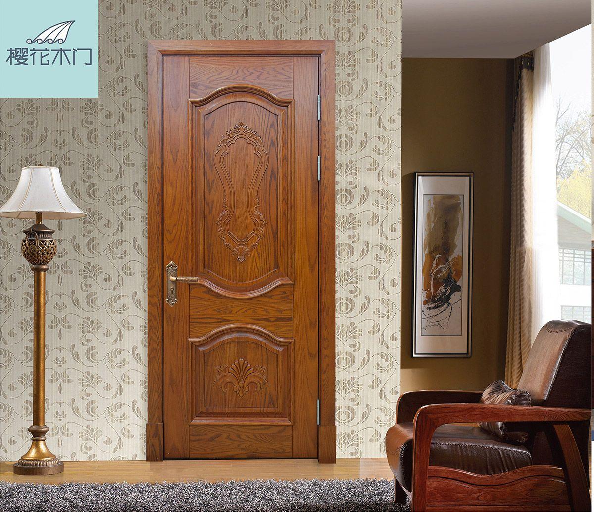 樱花木门yh-y501烤漆木门,室内门,护墙板,实木门