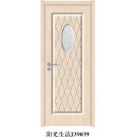 樱花木门J39039免漆门,室内门,护墙板