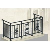 锌钢空调栏杆_锌钢道路护栏_锌钢阳台栏杆