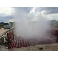 钦州工程自动冲洗平台,河池渣土车自动洗轮机,