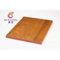 水曲柳天然木皮饰面板过UV油漆