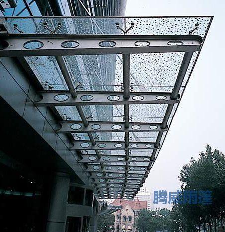 南京不锈钢雨篷-不锈钢雨篷-雨篷