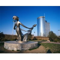 雕塑不锈钢雕塑,中铭盛世金属雕塑铜雕,不锈钢雕塑