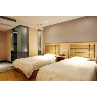 宾馆酒店客房家具,连锁酒店客房床,快捷酒店客房家具