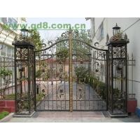 天津锻造铁艺大门,锻造铁艺围栏,锻造铁艺围墙