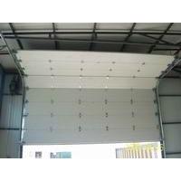 天津大港区厂房工业门,电动滑升门,快速提升门安装