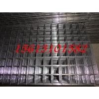 秦皇岛1*2米地板采暖钢丝网片 焊接钢丝网片 石家庄黑丝地暖