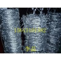 晋城12*14号双股镀锌刺绳/一吨7500米镀锌刺绳