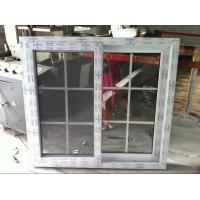 塑钢推拉窗 PVC推拉窗