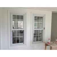 美式塑鋼提拉窗 PVC上下推拉窗  提升窗