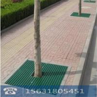 树池树坑格栅 城市绿化工程树篦子格栅板 现货玻璃钢格板