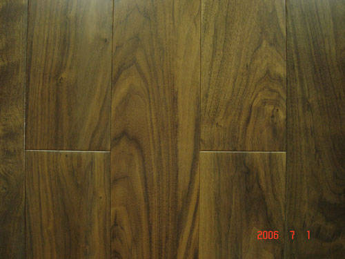 四合三层实木地板 t3黑胡桃产品图片,四合三层实木 t3