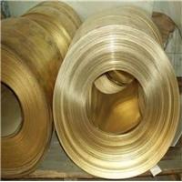 无铅C2800黄铜带 镀镍锡0.1 0.2mm黄铜箔